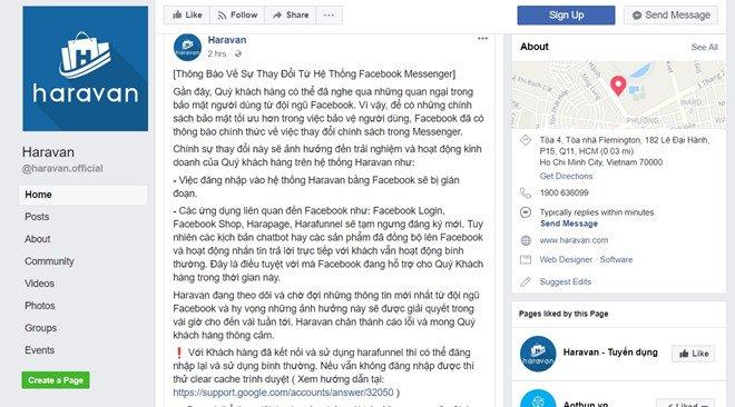 Facebook dong API cac app o Viet Nam, gioi kinh doanh online nao loan hinh anh 1