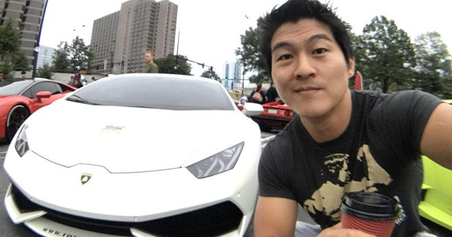 Vi sao cac trieu phu Bitcoin thich Lamborghini? hinh anh 1