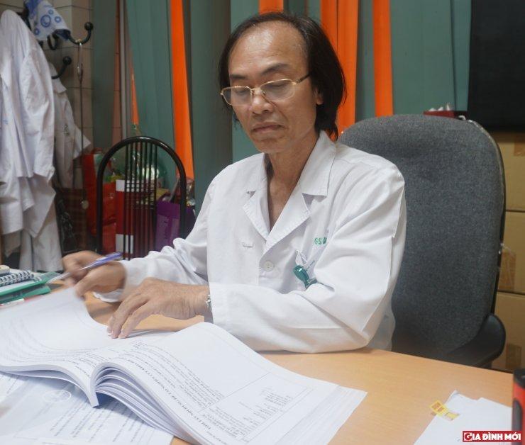 PGS.TS Nguyen Tien Dung: Do hong goi tho sua, sao con om doi tu chua? hinh anh 2