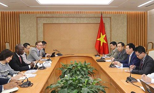 WB: Khong cai cach luong, bao hiem, GDP Viet Nam co the tham hut 1/3 hinh anh 1
