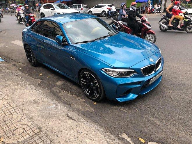 Can canh BMW M2 2018 gia 120.000 USD moi tau cua Cuong Dola hinh anh 2