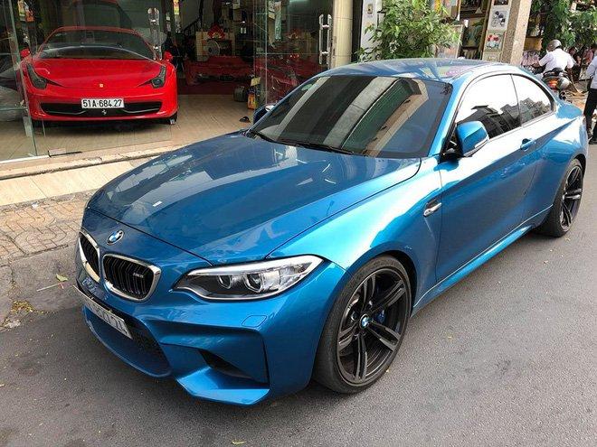Can canh BMW M2 2018 gia 120.000 USD moi tau cua Cuong Dola hinh anh 5