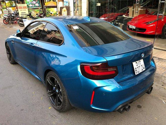Can canh BMW M2 2018 gia 120.000 USD moi tau cua Cuong Dola hinh anh 6