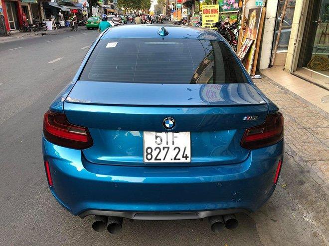 Can canh BMW M2 2018 gia 120.000 USD moi tau cua Cuong Dola hinh anh 7