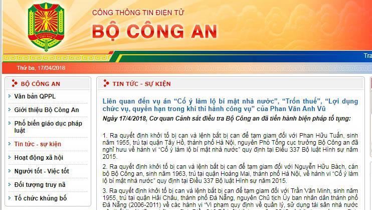 Ong Phan Huu Tuan la ai ma co lien quan toi vu an Vu 'Nhom' hinh anh 1