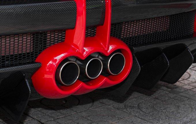Can canh sieu xe Ferrari 458 do tien ty o Sai Gon hinh anh 4