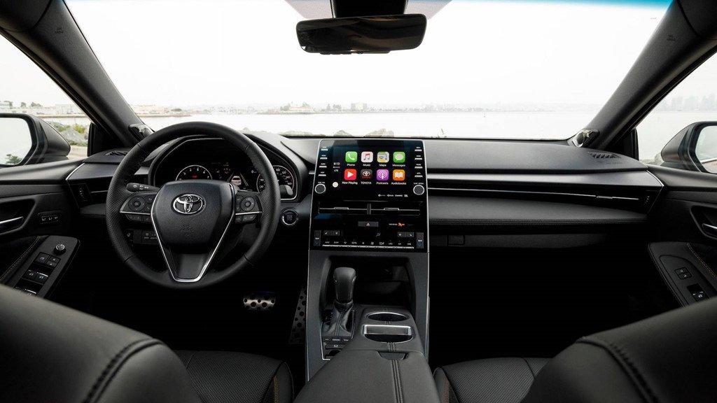 Toyota Avalon 2019 ra mat: Nhieu cong nghe, gia tu 35.500 USD hinh anh 5