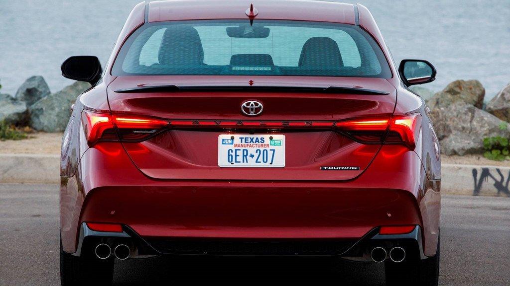 Toyota Avalon 2019 ra mat: Nhieu cong nghe, gia tu 35.500 USD hinh anh 8