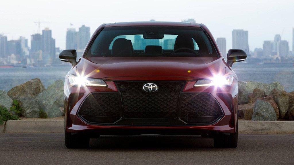 Toyota Avalon 2019 ra mat: Nhieu cong nghe, gia tu 35.500 USD hinh anh 3