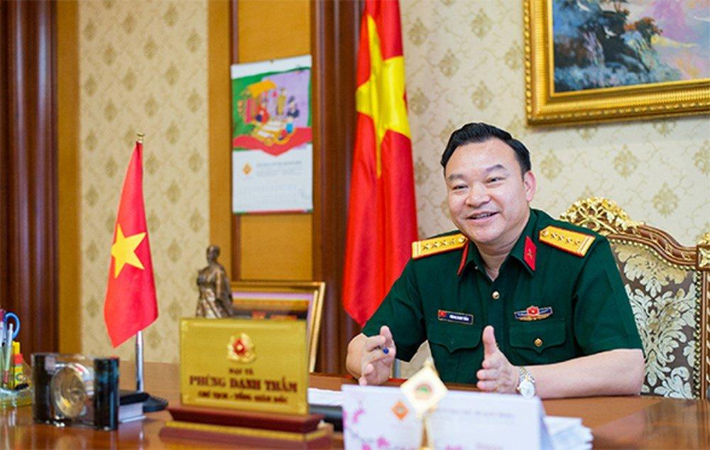 Dai ta Phung Danh Tham lien quan Ut Troc, TGD Thai Son - Bo Quoc phong la ai? hinh anh 1