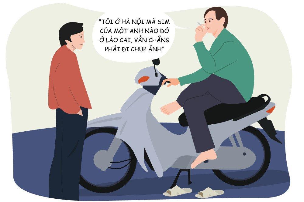 Hi hoa: Khi toan dan lo chung minh SIM chinh chu hinh anh 7