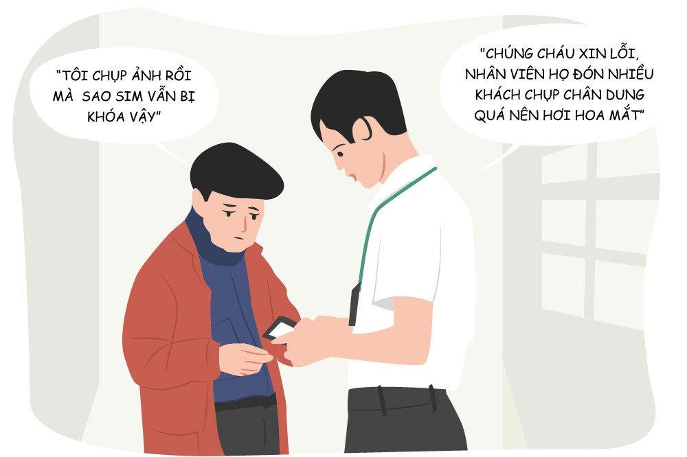 Hi hoa: Khi toan dan lo chung minh SIM chinh chu hinh anh 8