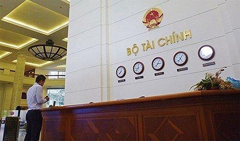 Bo Tai chinh co toi 14 nhiem vu qua han no dong hinh anh 1
