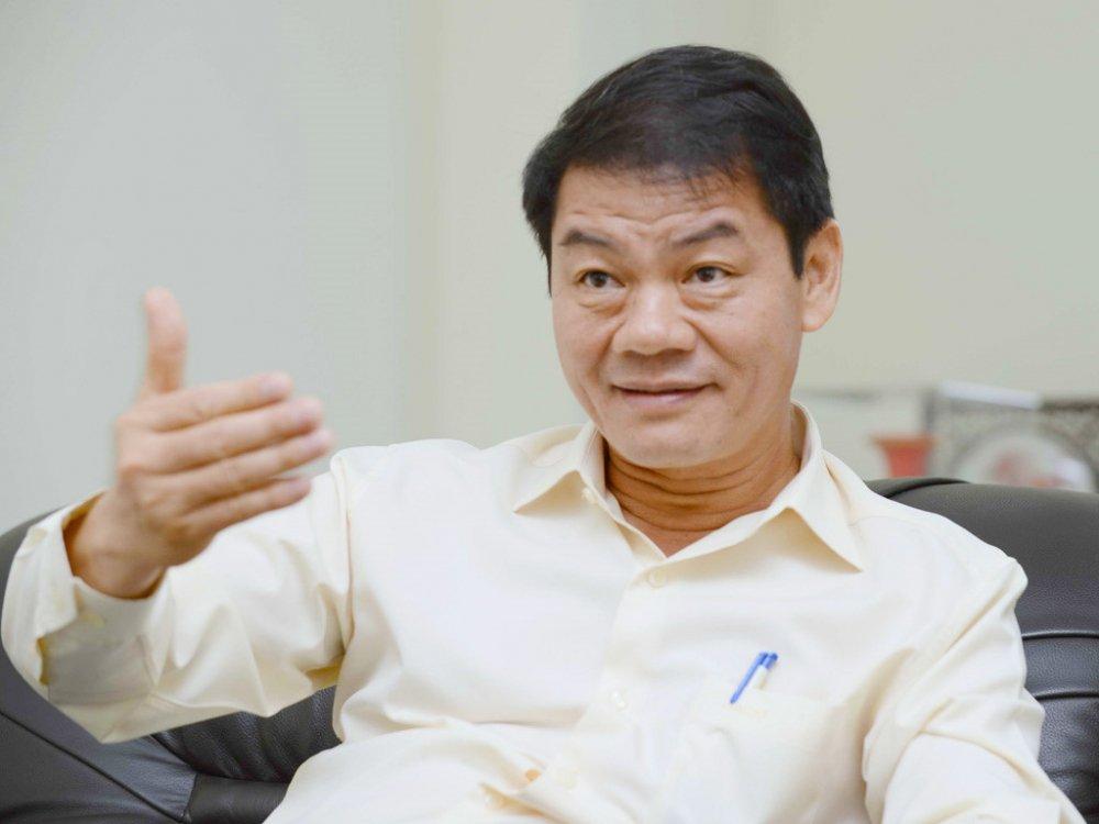 Dan buc xuc vi duong 1.000 ty dong/km o Thu Thiem, Chu tich Dai Quang Minh noi gi? hinh anh 1