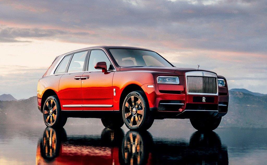 Rolls-Royce Cullinan: Doi thu dang gom cua Bentley Bentayga hinh anh 1