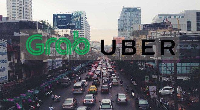 Grab mua lai Uber Viet Nam co dau hieu vi pham quy dinh ve tap trung kinh te hinh anh 1