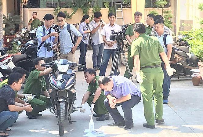 Khi nao Bo Cong an se tang cuong canh sat vao TP.HCM bat cuop? hinh anh 1