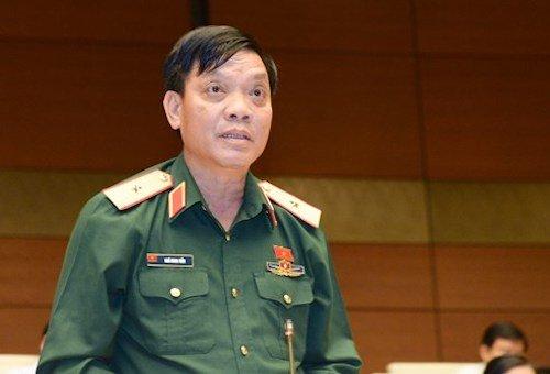 Tranh cai de xuat Giam doc cong an cap tinh co ham Thieu tuong hinh anh 1