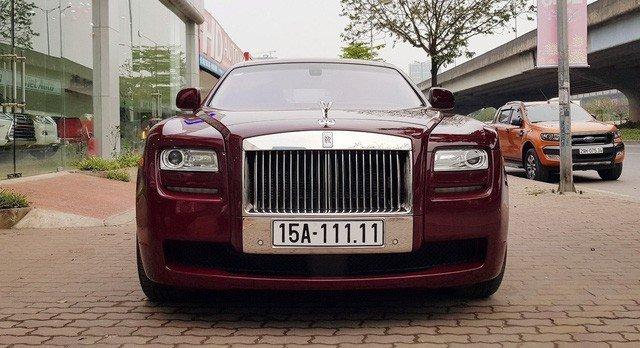 Chiem nguong 'sieu xe' Rolls-Royce Ghost bien ngu quy 1 hon 11 ty dong ve tay 'dai gia' xu Hue hinh anh 5