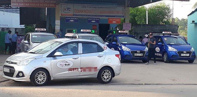 Hon 1.000 taxi o at theo nhau ra Phu Quoc hinh anh 1