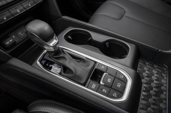 Hyundai Santa Fe 2019 chinh thuc di vao san xuat hinh anh 5