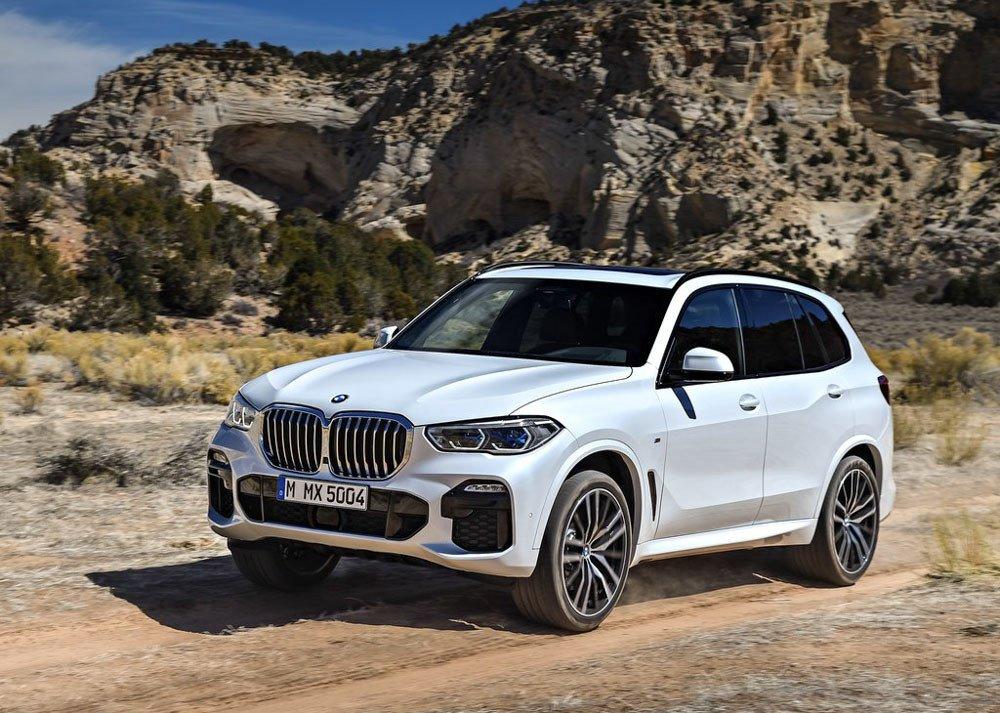 BMW X5 2019 khac biet gi so voi the he cu? hinh anh 1