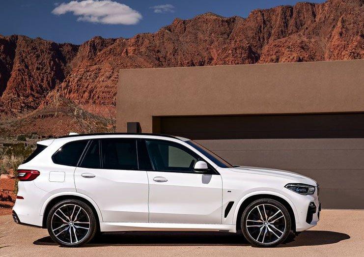 BMW X5 2019 khac biet gi so voi the he cu? hinh anh 20