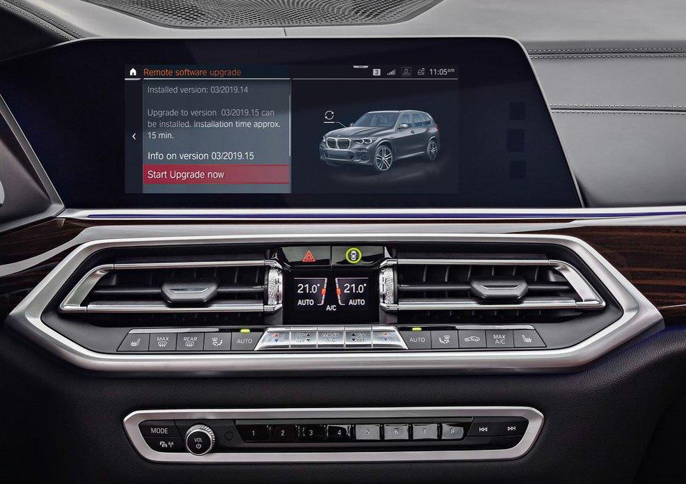 BMW X5 2019 khac biet gi so voi the he cu? hinh anh 16