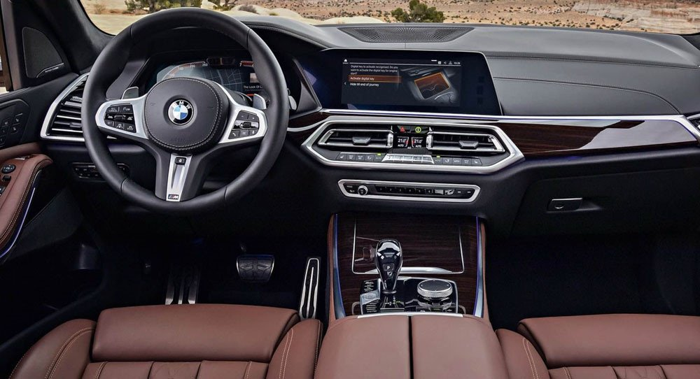 BMW X5 2019 khac biet gi so voi the he cu? hinh anh 14