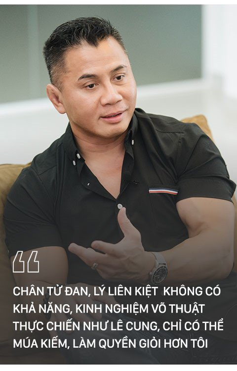Cung Le: 'Toi se danh cho Flores no don vi bat nat vo su Viet Nam' hinh anh 3