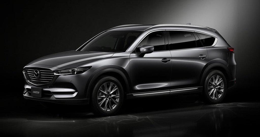 Mazda CX-8 dong co diesel co gia cao bat ngo hinh anh 6
