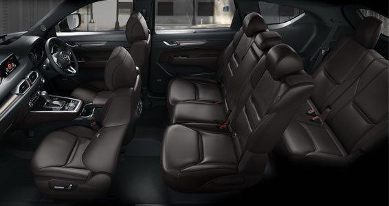 Mazda CX-8 dong co diesel co gia cao bat ngo hinh anh 7
