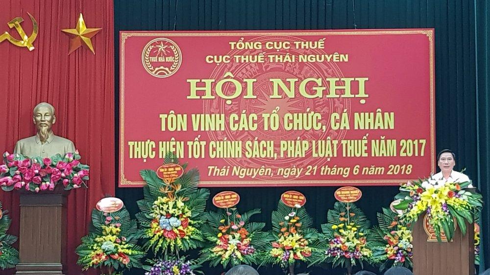 Thai Nguyen thu ngan sach vuot chi tieu hon 3.500 ty dong hinh anh 1