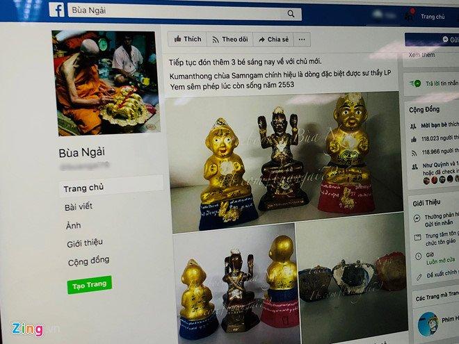 Bua ngai Thai Lan che tu xac thai nhi rao ban tran lan tren Facebook hinh anh 2