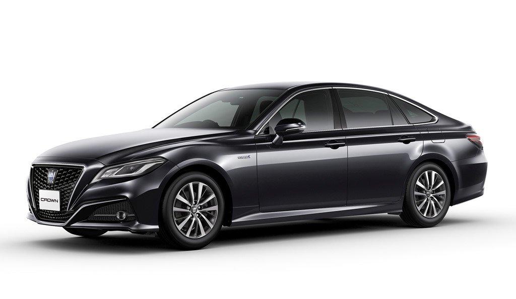 Toyota Crown 2018 - khi hang binh dan san xuat sedan hang sang hinh anh 8