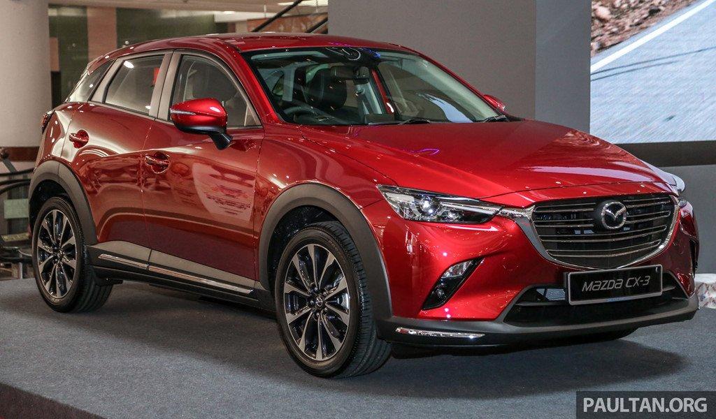 Mazda CX-3 2018 ban nang cap ra mat tai Malaysia gia tu 689 trieu dong hinh anh 1