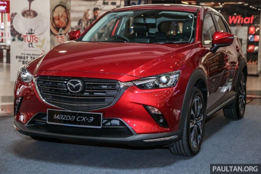 Mazda CX-3 2018 ban nang cap ra mat tai Malaysia gia tu 689 trieu dong hinh anh 2