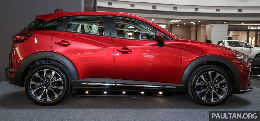 Mazda CX-3 2018 ban nang cap ra mat tai Malaysia gia tu 689 trieu dong hinh anh 9