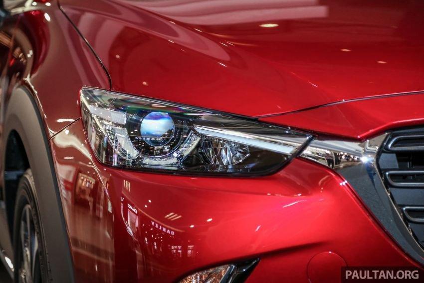 Mazda CX-3 2018 ban nang cap ra mat tai Malaysia gia tu 689 trieu dong hinh anh 5