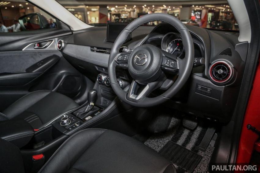 Mazda CX-3 2018 ban nang cap ra mat tai Malaysia gia tu 689 trieu dong hinh anh 3
