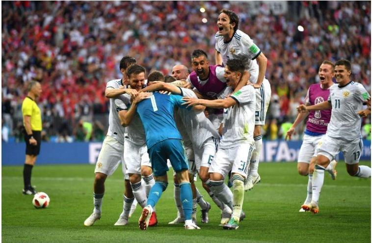 Thuc don dac biet giup Nga danh bai Tay Ban Nha o World Cup 2018 hinh anh 1
