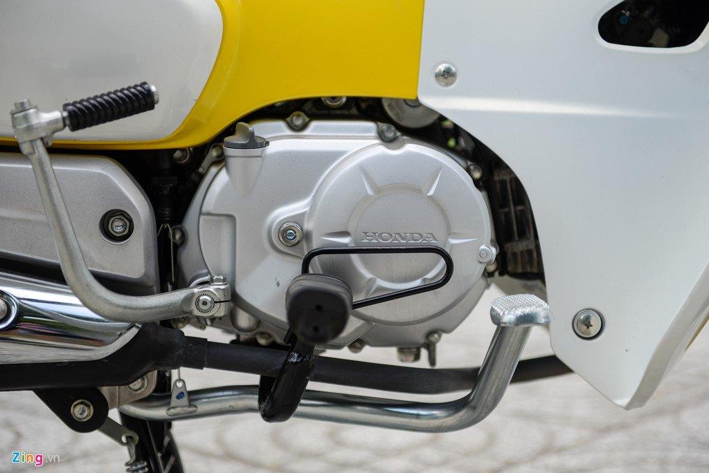 Huyen thoai Honda Super Cub doi 2018 gia 80 trieu dong ve Viet Nam hinh anh 12