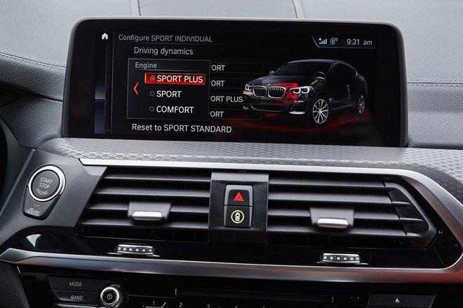 BMW X4 2019 - Lai the thao, manh me, gia cao ngat nguong hinh anh 5
