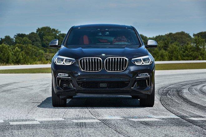 BMW X4 2019 - Lai the thao, manh me, gia cao ngat nguong hinh anh 7