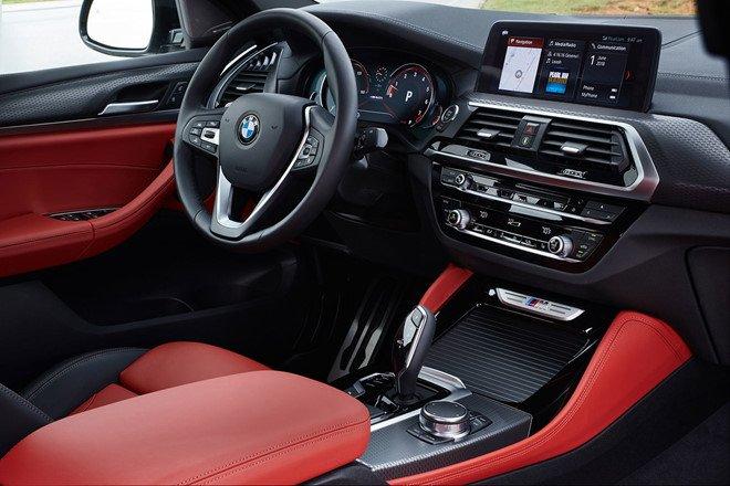 BMW X4 2019 - Lai the thao, manh me, gia cao ngat nguong hinh anh 2