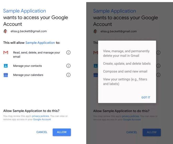Google cho phep ben thu ba doc email cua nguoi dung? hinh anh 2