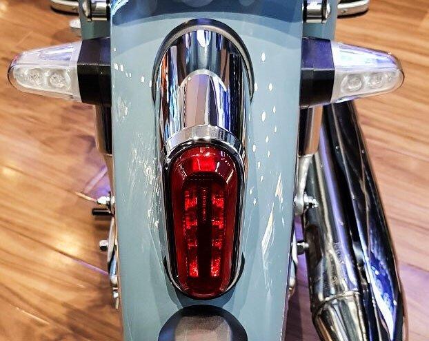 Honda Super Cub C125 sieu hiem dau tien tai Viet Nam, gia 100 trieu dong hinh anh 4