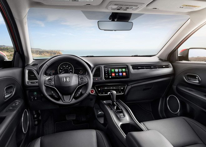 Honda HR-V 2018 gia tu 20.500 USD tai My, doi thu Ford Ecosport hinh anh 2