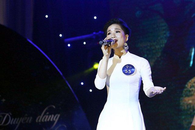Nhan sac nu sinh dang quang Hoa khoi Dai hoc Xay dung 2018 hinh anh 3