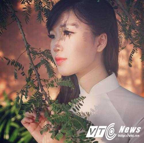 Hoa khoi Nu sinh Viet Nam xinh dep, hat hay, cao nhu sieu mau hinh anh 8